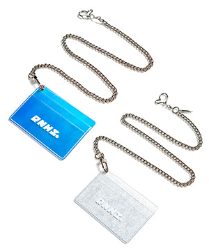 [사은품 증정] PVC CARD HOLDER + HEART RING CHAIN
