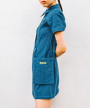 SNAP POINT MINI SACOCHE [NAVY]