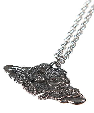 [사은품 증정] SURGICAL STEEL ANGEL NECKLACE